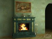 Камин из мрамора камин из мрамора Киев камин из мрамора в интерьер