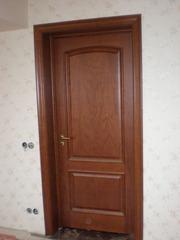 Установка дверей 450 грн.