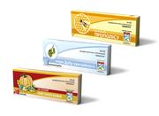Упаковка Для Суппозиториев из картона от производителя