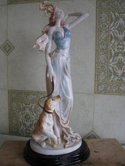 Реставрация,  ремонт скульптур,  статуэток, ваз,  миниатюр,  сувениров,   украшений,  изделий из керамики,  фарфора, кам