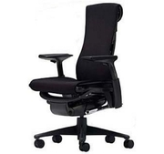 Herman Miller Embody,  Black Rhythm офисное кресло