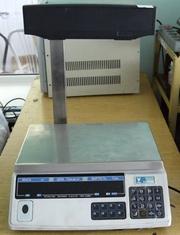 Весы торговые электронные DIGI DS - 788 ,  имеют интерфейс RS-232