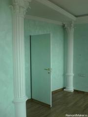 Отделка ремонт квартир ключ в Киеве,  ремонт офисов под ключ
