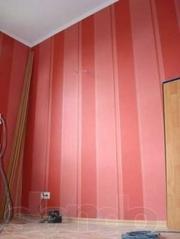 Отделка ремонт квартир в Киеве,  поклейка обоев,  штукатурка,  багеты