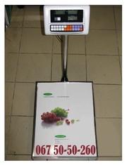 Товарные электронные весы до 150 кг.