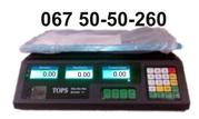 Продам электронные весы до 40 кг. с калькулятором.