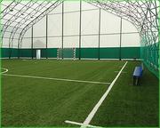 Строительство футбольных стадионов и футбольных полей в Киеве