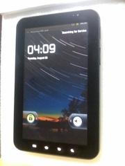 Samsung Galaxy Tab CDMA SPH-P100