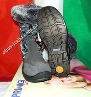 Сапоги детские зимние кожаные Primigi Gore-Tex оригинал из Италии