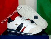 Кроссовки детские кожаные Sergio Tacchini оригинал из Италии