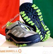 Кроссовки детские кожаные Merrell Chameleon 4 Z-RAP п-о Вьетнам оригин