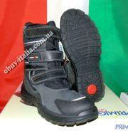Ботинки детские зимние кожаные Primigi оригинал п-о Италия