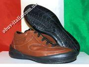 Ботинки-Туфли детские кожа фирмы DOCKSTEPS Италия