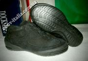 Туфли детские замшевые фирмы DOCKSTEPS Италия