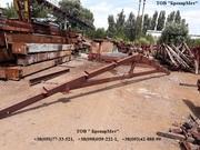 Продам фермы металлические двускатные 6м бу