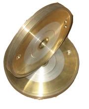 Алмазный круг 1ЕЕ1V - обработка очковых линз