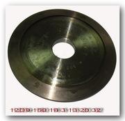 Алмазный шлифовальный тарельчатый круг 12D9