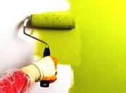 Шпаклевка покраска потолков,  стен