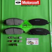 BR1081 Колодки тормозные передние
