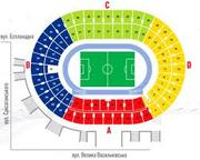 Официальные билеты на Чемпионат Украины