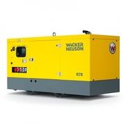 Трехфазный генератор (22 - 43 kVA) G 22 Wacker Neuson (Германия)