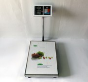 Продам электронные весы на 300 кг. Платформа 45/60