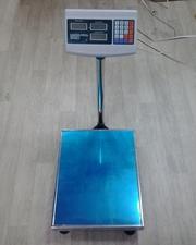 Продам электронные весы на 300 кг. Купить весы на 150 кг