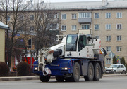 Аренда Автокрана TEREX-DEMAG AC 40 CITY