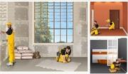 Ремонт: комплексный и частичниый,  квартир и офисов. (095)-0132308