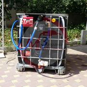 Колонка для топлива на базе еврокуба от 7900 грн