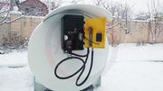 Модульная АЗС для топлива,  бензина,  керосина,  мочевины