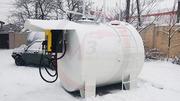 Мобильная АЗС для всех видов топлива