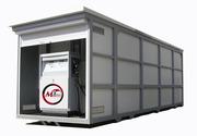 Контейнерная АЗС для дизельного топлива,  бензина,  керосина,  адблю
