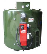 Заправочная колонка Self Service ( масло,  керосин,  дизель,  бензин)