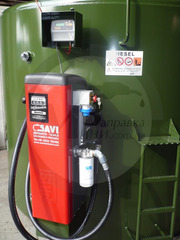 Заправочная колонка Self Service ( бензин,  масло,  керосин,  ДТ)