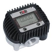 Расходомер электронный для дизеля,  масла K400 (усиленный корп.)