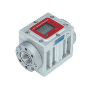 Электронный счетчик для топлива и агрессивных сред K600