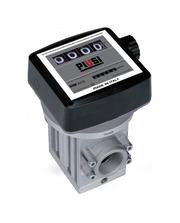 Электронный расходомер для всех видов топлива и хим. сырья K700