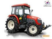 Трактор KIOTI DK551C с кондиционером