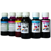 Чернила ColorWay Epson T50/R270/R290/RX610/RX615/RX690/TX650/TX659