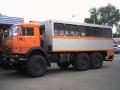 вахтовый автомобиль КАМАЗ КАВС -2224