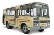 автобус ПАЗ -32054 город ,  пригород