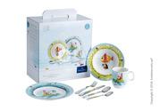Отличный набор детской посуды Villeroy & Boch