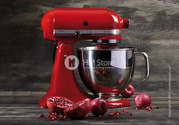 Современный миксер KitchenAid Artisan Series 5-Quart Tilt-Head