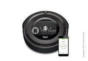 Высокотехнический робот-уборщик iRobot Roomba e5