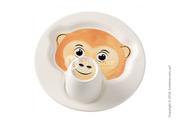 Качественный набор детской посуды Villeroy & Boch коллекция Animal Fri