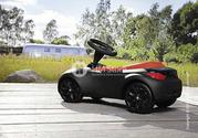 Эргономичный детский автомобиль BMW Baby Racer III