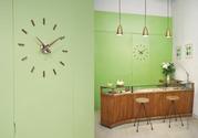 Качественные часы настенные Nomon Sunset Wall Clock