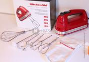 Функциональный ручной миксер KitchenAid 9-Speed Hand Mixer