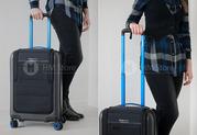 Купить умный дорожный чемодан Bluesmart One с GPRS и USB-портом!